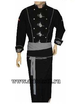 одежда для шеф поваров-5