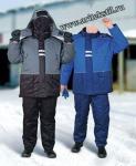 зимняя спецодежда рабочая