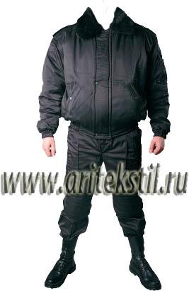 зимняя форма для охранников-1