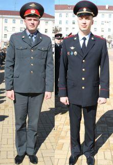 кадетская форма для мвд,полиция-8
