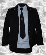 китель юбка женская полиции