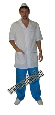 Медицинские костюмы-10
