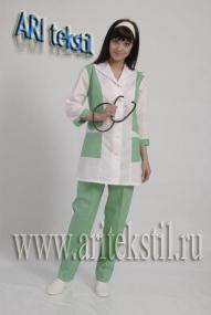 Медицинские костюмы-56