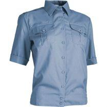 Рубашка форменная женская короткий рукав МЧС