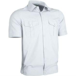 Рубашка форменная МЧС короткий рукав belaya