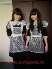 школьная одежда для девочек