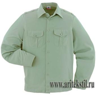 рубашка форменная c длинным рукавом-8