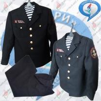 Китель и брюки Морской Пехоты Мужской-2