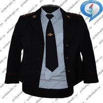 костюм китель полиции женский