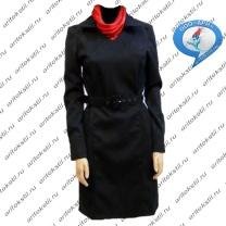 форменное полицейское платье с длинным рукавом